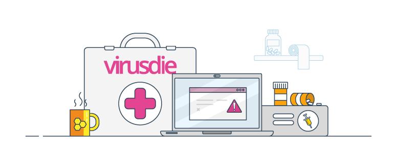Virusdie: antivirus for websites   ISPsystem