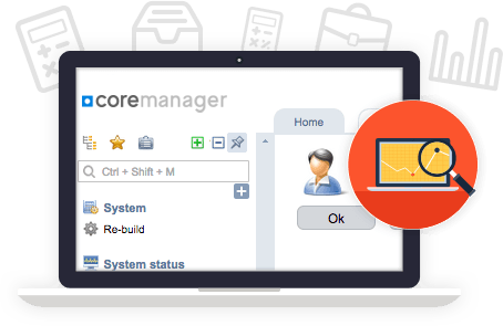 Coremanager - Concentrate on business logic