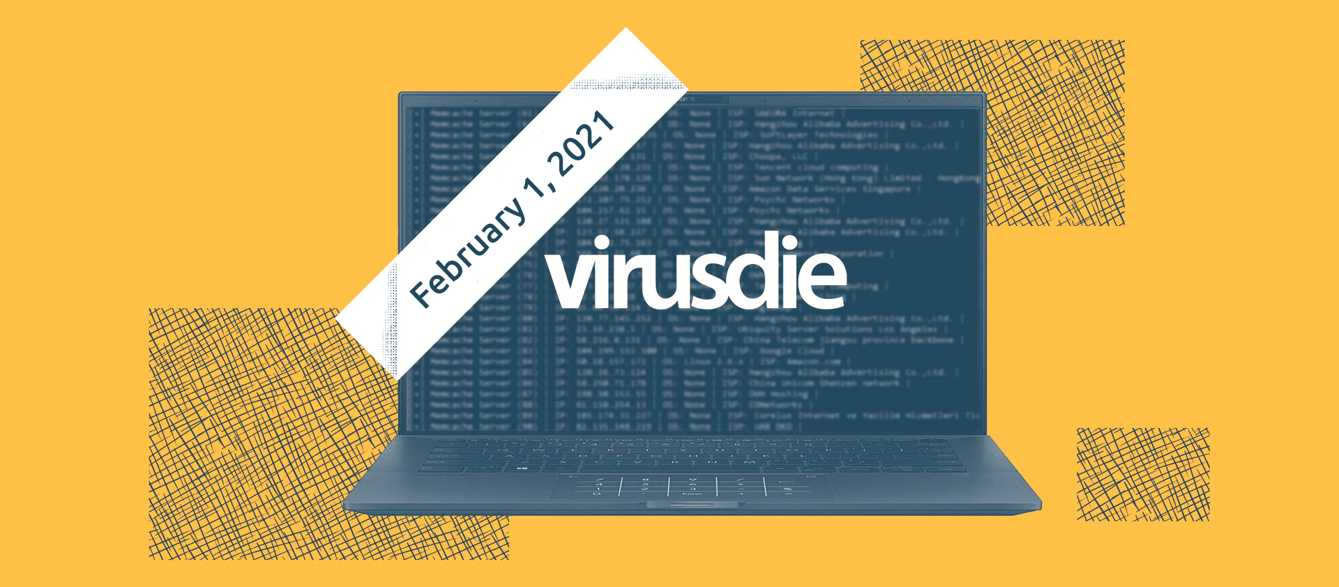 Virusdie will no longer be offered starting February 1, 2021