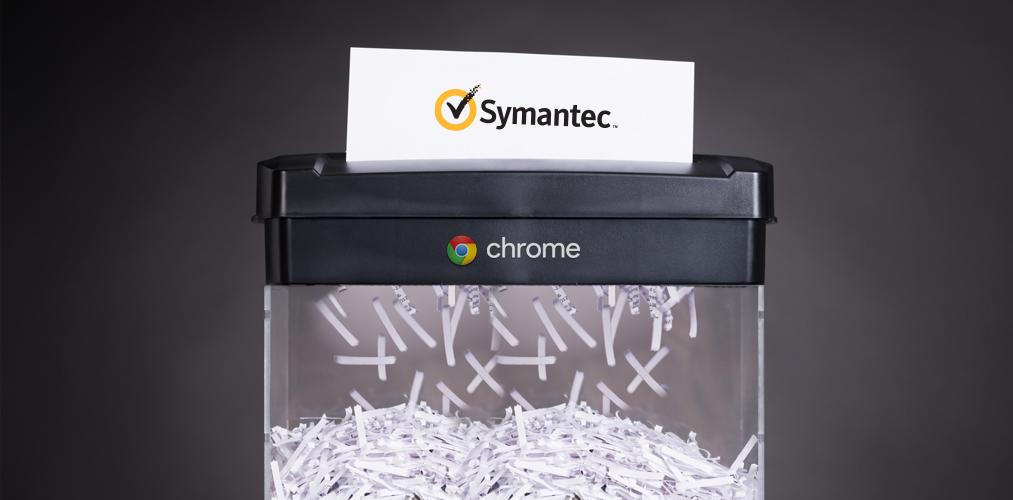 Google Vs Symantec Ispsystem